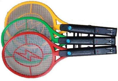 Membunuh Nyamuk dengan Raket Listrik
